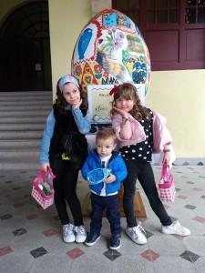 Deca Anđela, Kalina i Mateja