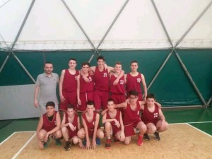 Kosarkaska ekipa