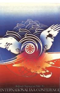 Plakat IAA - 1983